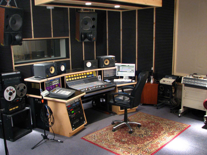 Build a Recording Studio part 2