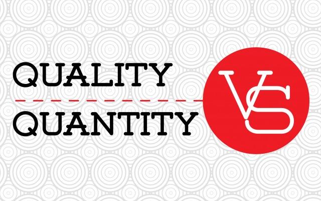 Music-Quality-vs-Music-Quantity