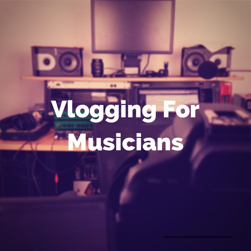 Vlogging For Musicians : How To Create Screencasting Videos