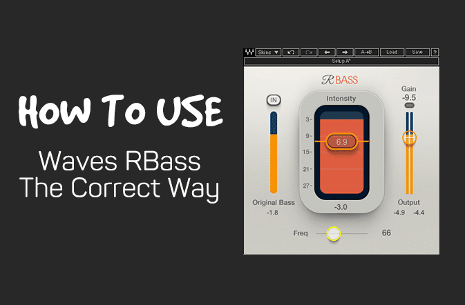 How To Use RBass & Make Your 808s Pop